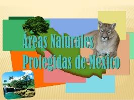 Áreas naturales protegidas de México