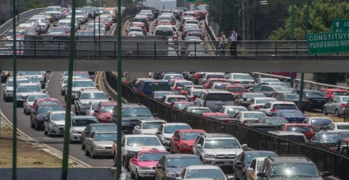 Ciudad de México tiene el peor tráfico de Norteamérica