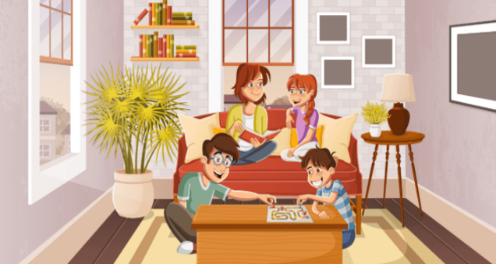 Coronavirus y cuarentena: qué juegos infantiles para jugar con los chicos en casa recomienda una animadora infantil   Clase   El Cronista