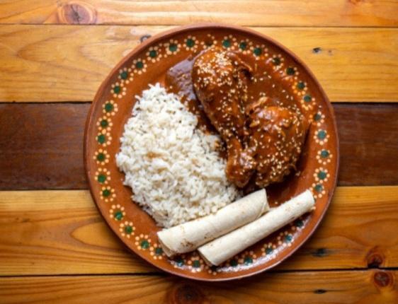 Características del mole coloradito   Gourmet de México